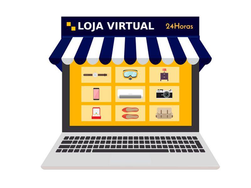 Loja virtual no Japão